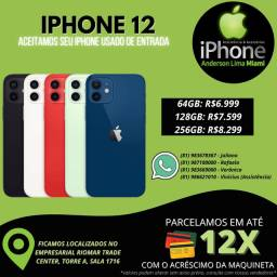 IPHONE 12 PRONTA ENTREGA