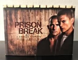 Box completo série Prison Break