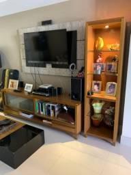 Estante Home Theater rack / torre /painel de TV
