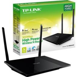 Roteador Wireless 300 Mbps TP-Link TL-WR841HP - Imperium Informatica
