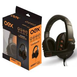Headset Gamer (para PC) Oex Action Hs200 em Fortaleza