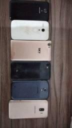 Vendo aparelhos celulares