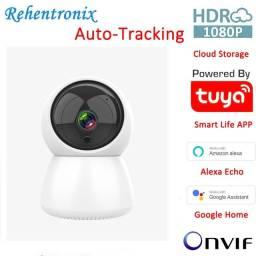 Câmera monitoramento WIFI TUYA