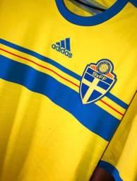 Camisa original da Suecia