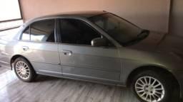 Honda civic 2002 lx automático