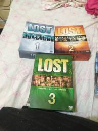 Lost dvd box original