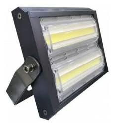 Refletor Indústrial Barracão LED 100w IP 67