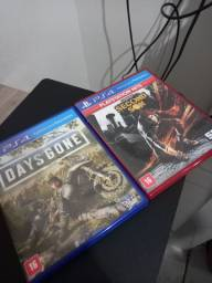 Days gone e infamous second son
