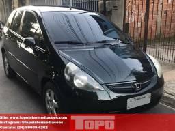 Honda Fit LX 08 com GNV