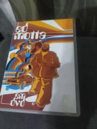 DVD Ed Motta