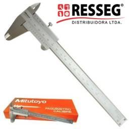 Paquimetro Metalico 150mm/6(0,05mm) - 530-104 Mitutoyo
