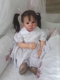 Boneca Reborn molde Gabriela