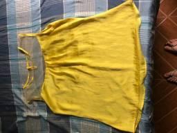 Promoção Queima de Estoque Combo com 6 blusas femininas NOVAS (Tam: M)