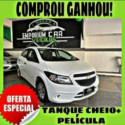 TANQUE CHEIO SO NA EMPORIUM CAR!!!! ONIX 1.0 JOY ANO 2019 COM MIL DE ENTRADA