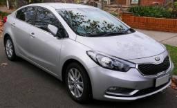 Kia Motors Cerato 1.6 16v Flex Aut. 15/16