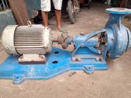 Conjunto Motor e Bomba