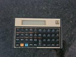 Calculadora HP 12C semi nova