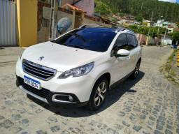 peugeot 2008 griffe ano 2016 Super conservado