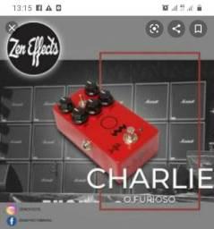 Vendo pedal Charlie da zen effects