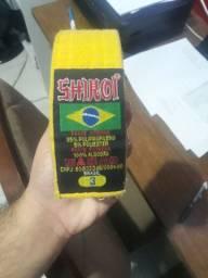 Faixa amarela usada,vendo/troco