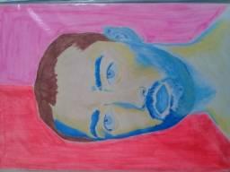 Sam Smith Pintura