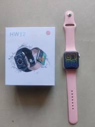 Smartwatch HW12 Relógio Que Faz e Recebe Ligações