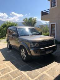 Land Rover blindada
