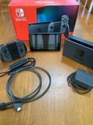 Nintendo Swtich V2 Modelo Novo - Troco por Xbox One X ou PS4 Pro