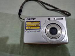 Câmera Fotográfica Sony Cyber-shot DSC-S730