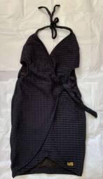Vestido curto Maria Gueixa