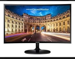 Título do anúncio: Monitor 27 Curvo - Samsung ** para retirada de peças