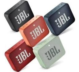 JBL Go 2 - Loja Física - Garantia de 6 meses