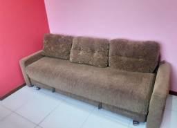 Sofá cama casal usado