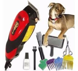 Máquina para tosa de cães