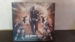 Título do anúncio: ar game gun na caixa sem uso