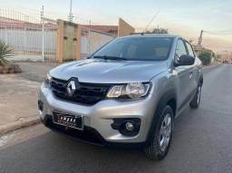Renault Kwid 1.0 Flex 2017/18 Completo