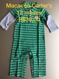 Título do anúncio: Roupas Bebê 12 Meses
