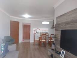 Apartamento com 3 dormitórios para alugar, 106 m²- Jardim Bela Vista - Santo André/SP