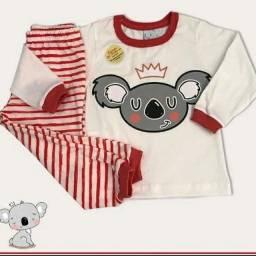 Título do anúncio: Pijama Infantil que Brilha no escuro