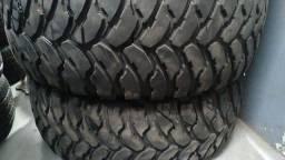 Título do anúncio: Vendo jogo de rodas com pneus 35