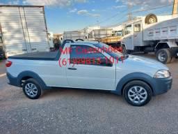 Título do anúncio: Fiat Strada 1.4 flex ano:2018 cs completa aceito propostas