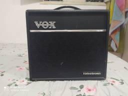 Amplificador Vox valvetronix 40+ com footswich