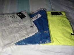 Kit 3 Camisas GG R$85,00
