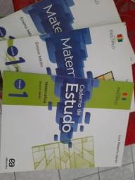 Livro Matemática ( projeto múltiplos )
