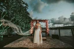 Noivas e muito mais sob medida