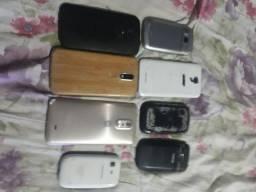 Vendo esses celulares retirada de peças
