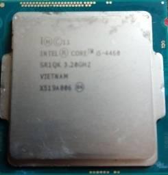 Processador Core I5 4460 Socket 1150 4 Geração