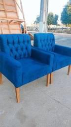 Título do anúncio: Cadeiras e poltronas