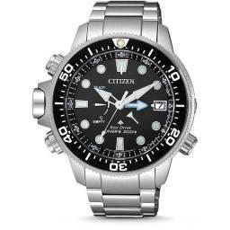 Relógio Citizen Aqualand Scuba Diver Bn2031-85e Eco Drive