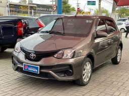 Título do anúncio: Etios 1.5 Automático X Plus - Revisões na Toyota - Bancos em Couro